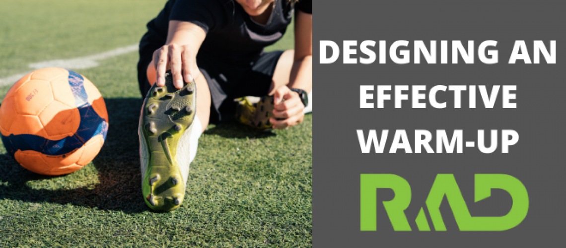 Designing an Effective Warm-Up