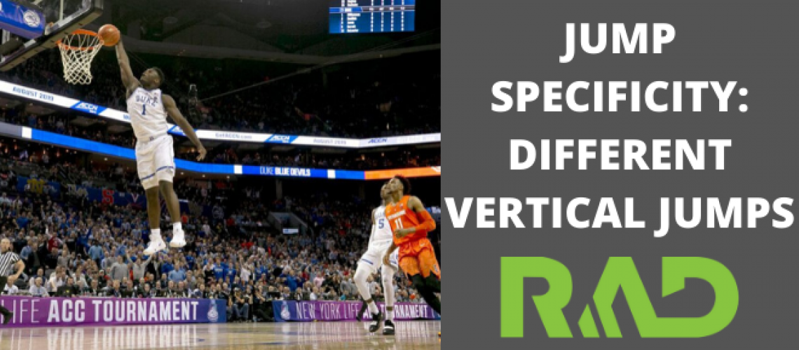 Different Vertical Jumps