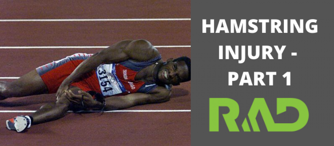 Hamstring Injury Part 1