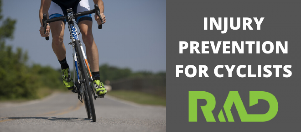 Injury Prevention for Cyclists