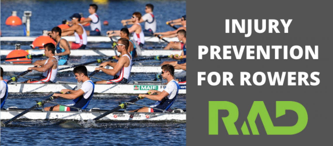 Injury Prevention for Rowers