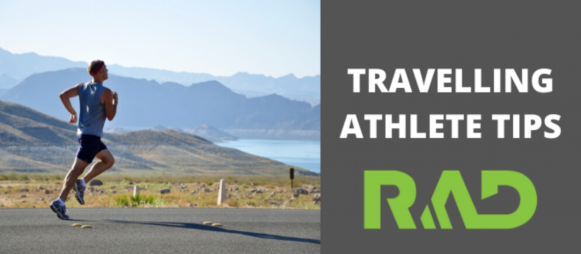 Travelling Athlete Tips